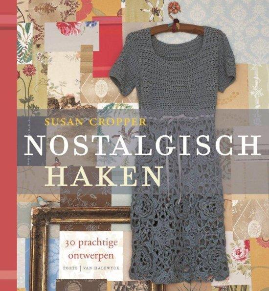 Bolcom Nostalgisch Haken Susan Cropper 9789082039917 Boeken