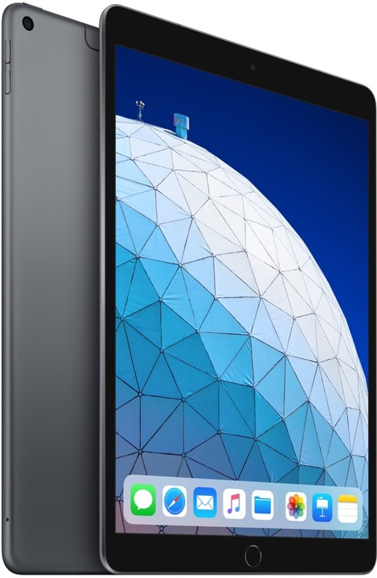 Apple iPad Air (2019) Space Gray 10,5 inch 64GB Wifi + 4G