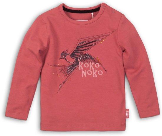 KokoNoko longsleeve ash rose