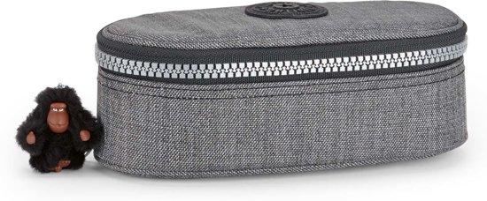 Kipling Duobox Medium Etui - Jeans Grey