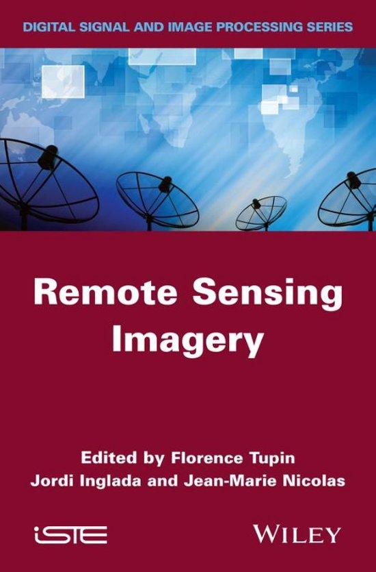 bol.com | Remote Sensing Imagery, Joredi Inglada | 9781848215085