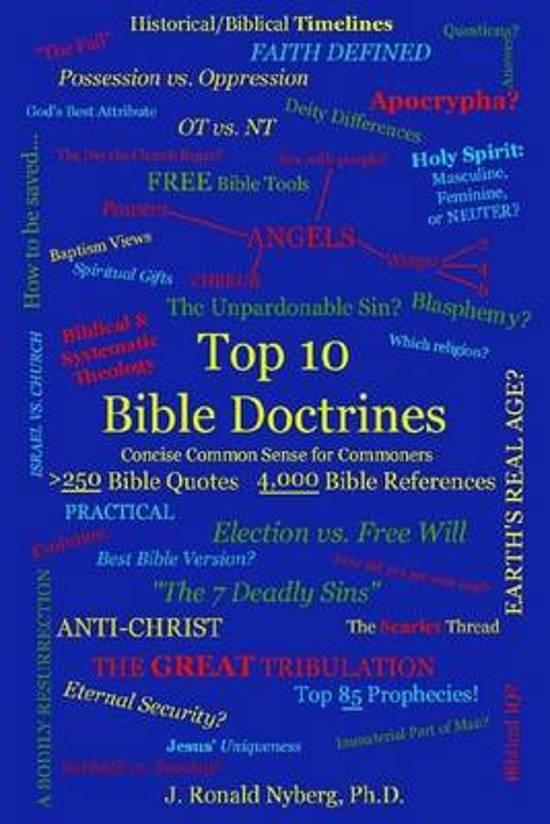 Top 10 Bible Doctrines