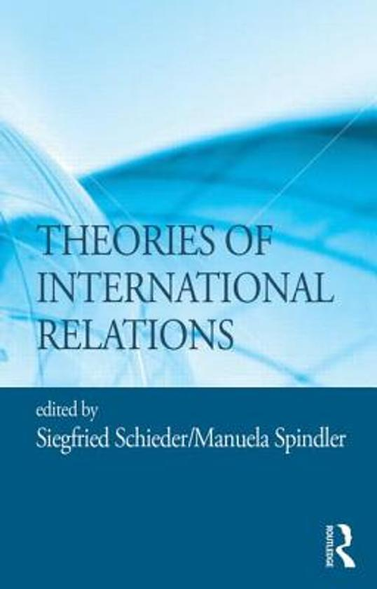 theories of international realtions