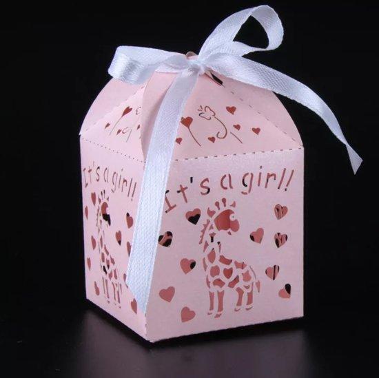 Bolcom Babyshower Geboorte Bedankjes Cadeau Doosjes