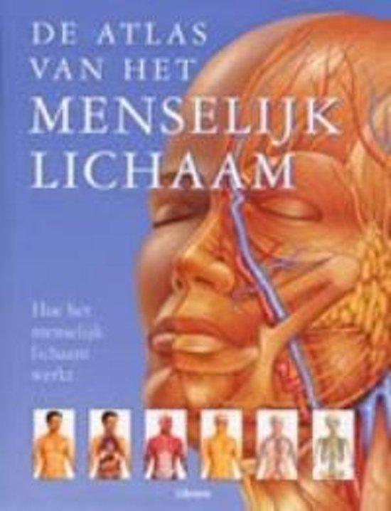 Bolcom De Atlas Van Het Menselijk Lichaam Adrienne Chinn