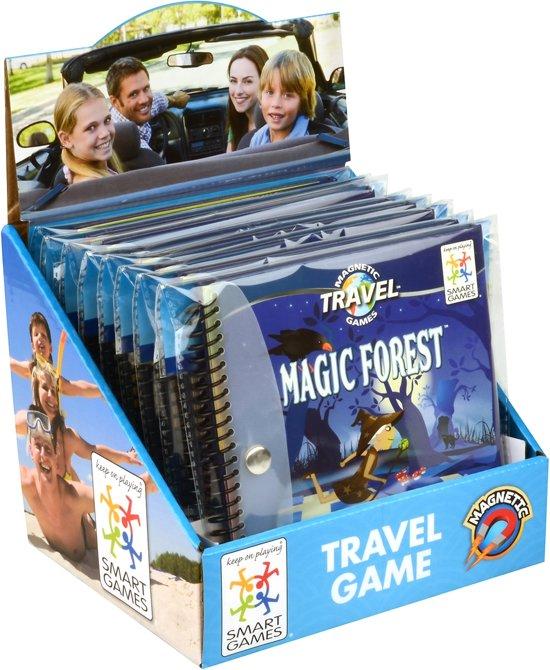 Thumbnail van een extra afbeelding van het spel Smart Games Magnetic Travel Waterworld - Reiseditie