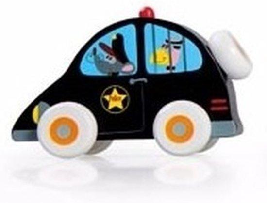 Speelgoed Garage Hout : Bol houten speelgoed politieauto cm merkloos speelgoed