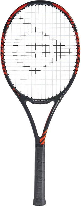 Dunlop BLACKSTORM ELITE 3.0 G2 HL -  Zwart/Rood - Tennisracket Unisex - 677300