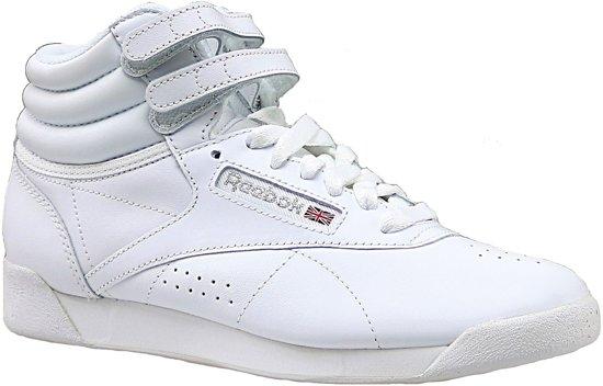 567b75d3d22 bol.com | Reebok Schoenen - White/Silver - 35