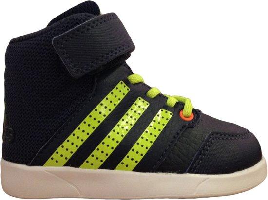 adidas Originals Jan BS Sneakers Kinderen Maat 20 Navy;Geel