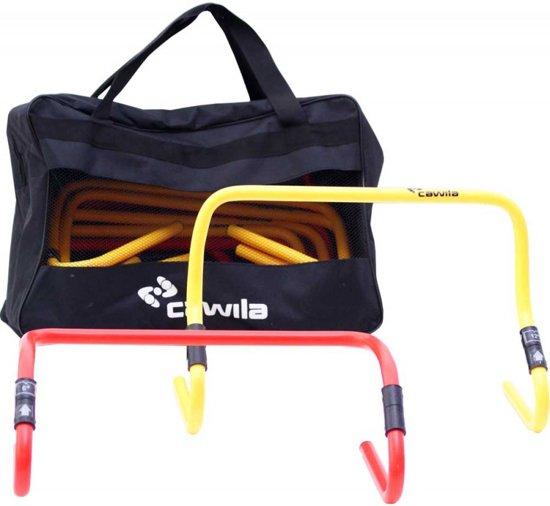 e8d47547465 bol.com | Set verstelbare horden Cawila met draagtas