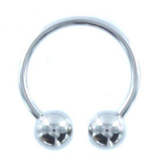 Circular Barbell 1.2mm x 8mm x 4mm