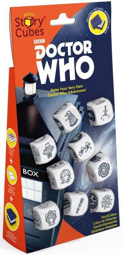 Afbeelding van het spel Rory's Story Cubes - Dr Who