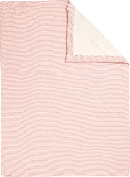 Noppies Deken Noceto 75x100 cm - Old Pink - Maat 75 x 100 cm