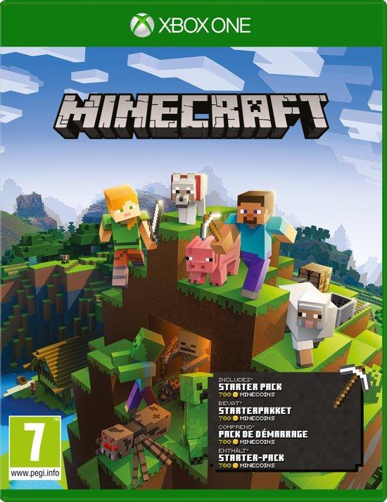 Minecraft - Xbox One - Starter Collection