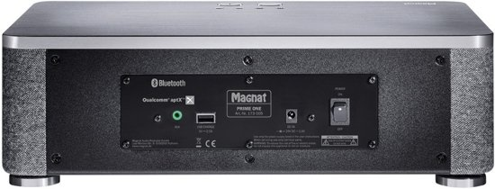 Magnat Prime One - BLUETOOTH LUIDSPREKERSYSTEEM