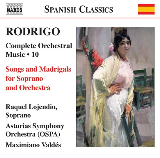 Rodrigo: Songs And Madrigals