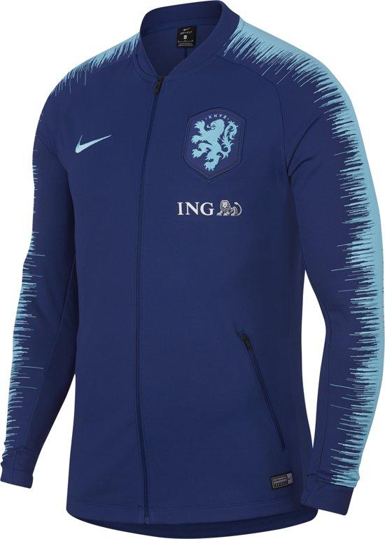 a2e70e0985b Nike Nederland Anthem Voetbaljack - Maat M nike nederland anthem