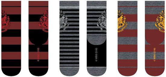 Bedwelming bol.com | Harry Potter sokken maat 43/46 - 3 pack assorti @NF71