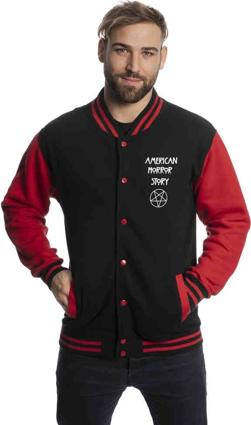 American Horror Story Jacket -S- Normal people Multicolours