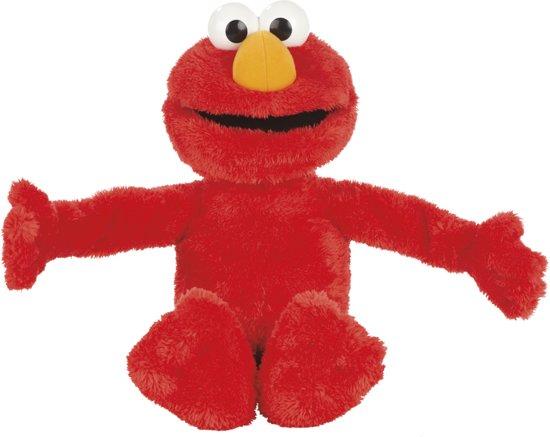 bolcom  Sesamstraat Mijn Grote Knuffel ElmoHasbro