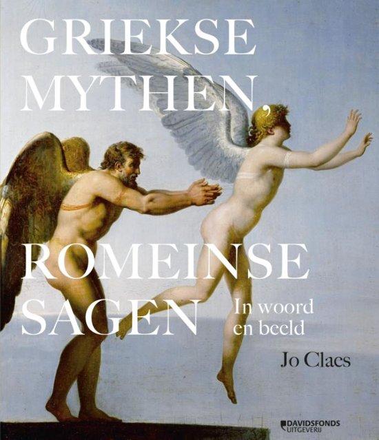 Boek cover Griekse mythen, Romeinse sagen van Jo Claes (Hardcover)