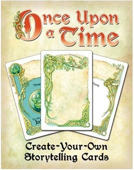 Asmodee Once Upon A Time Storytelling Cards - EN