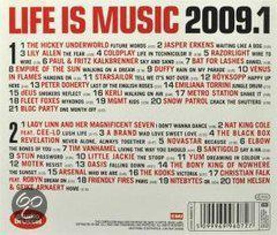 Life Is Music 2009.1