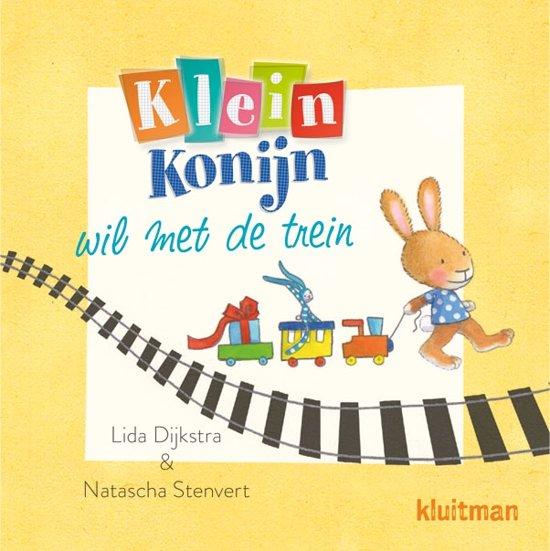 Klein Konijn wil met de trein