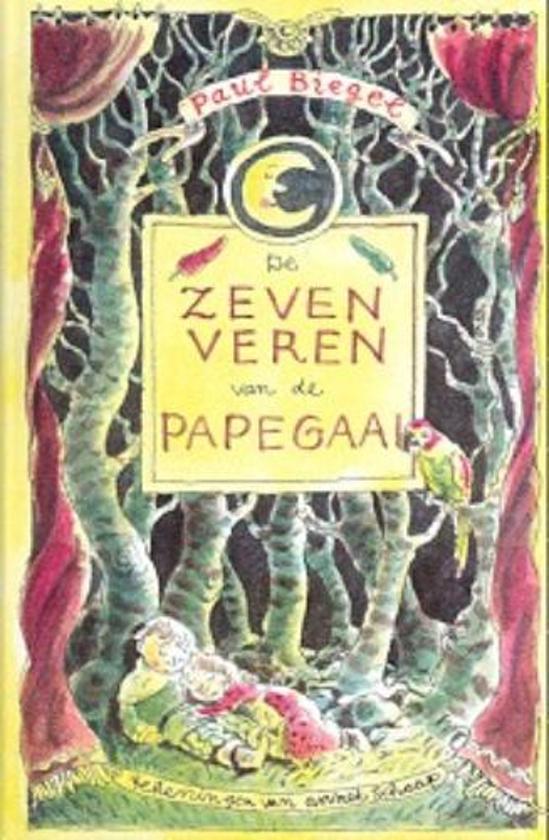 De Zeven Veren Van De Papegaai