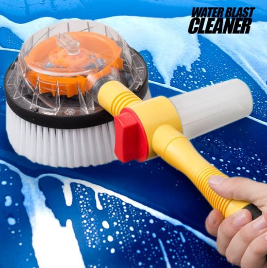 Water Blast Cleaner Roto Brush