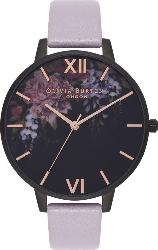 Olivia Burton Flower Big Dial Horloge