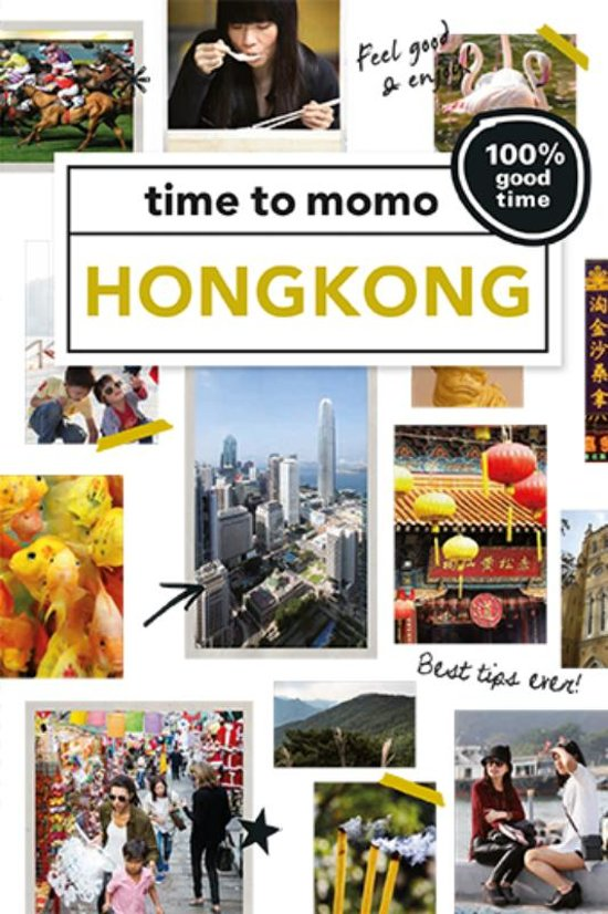 Time to Momo reisgids Hongkong