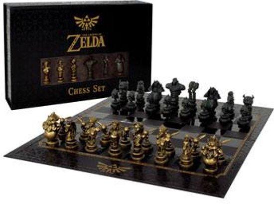 Afbeelding van het spel The Legend of Zelda Schaak Collector's Set
