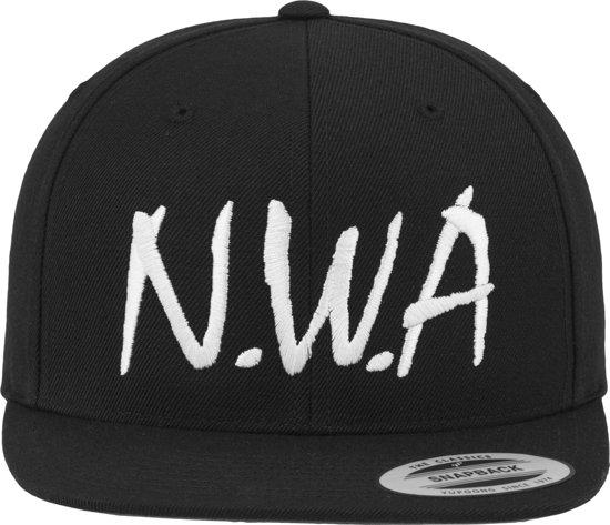 N.W.A. Snapback - Black
