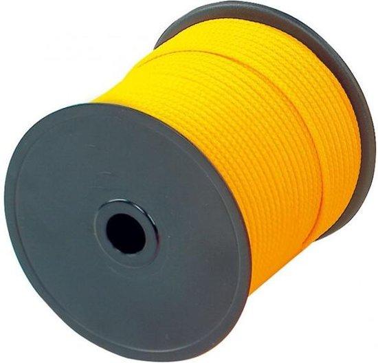 Edelrid Werplijn 2.6mm 60 meter geel
