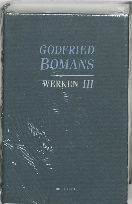 Werken Iii Boek G Bomans Epub Maiflorefer