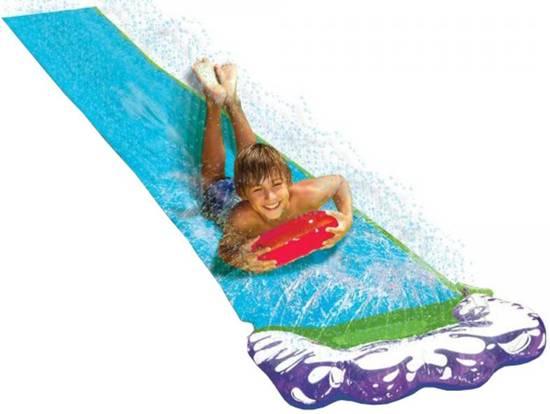 Super water fun Waterglijbaan 5 meter