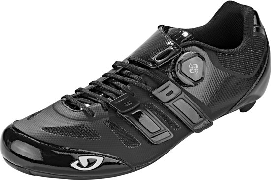 Giro Sentrie Techlace Schoenen Heren, black Schoenmaat EU 43