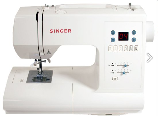 Singer Cosmo 7466