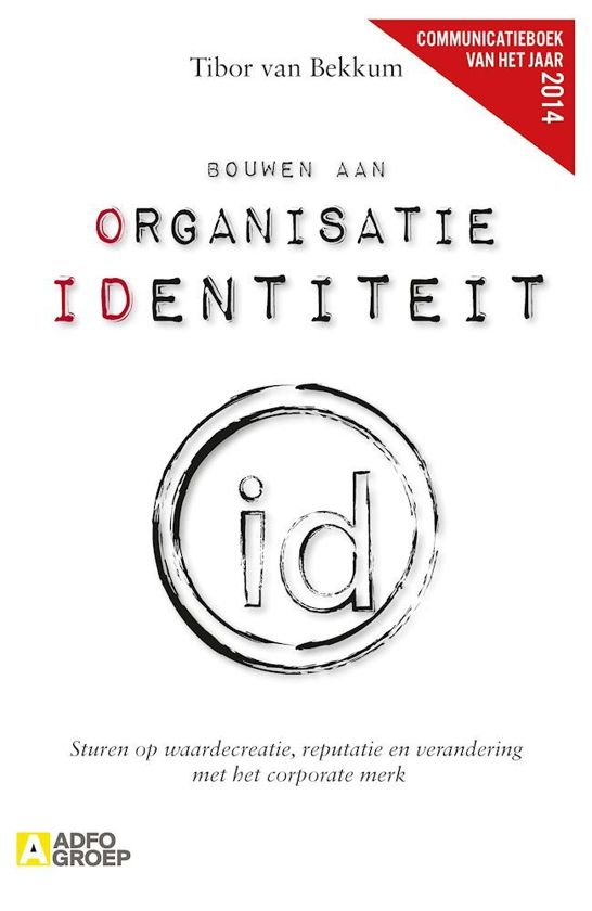 Bouwen aan organisatie identiteit
