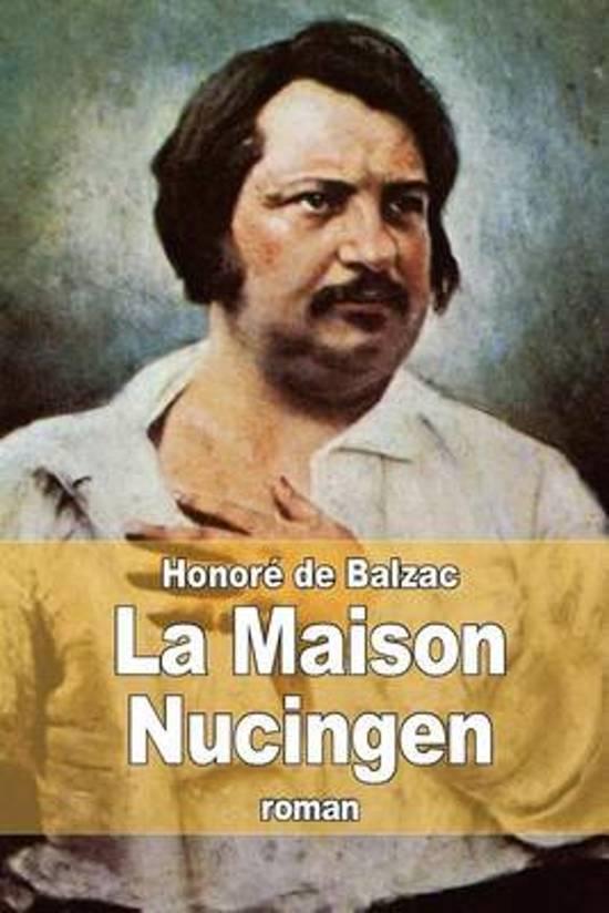 Bol Com La Maison Nucingen Honore De Balzac  Boeken