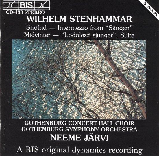 Stenhammar - Snofrid