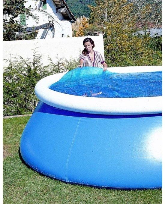 Gre GRE zwembad afdekzeil zomer ovaal 9,15 x 4,7 m