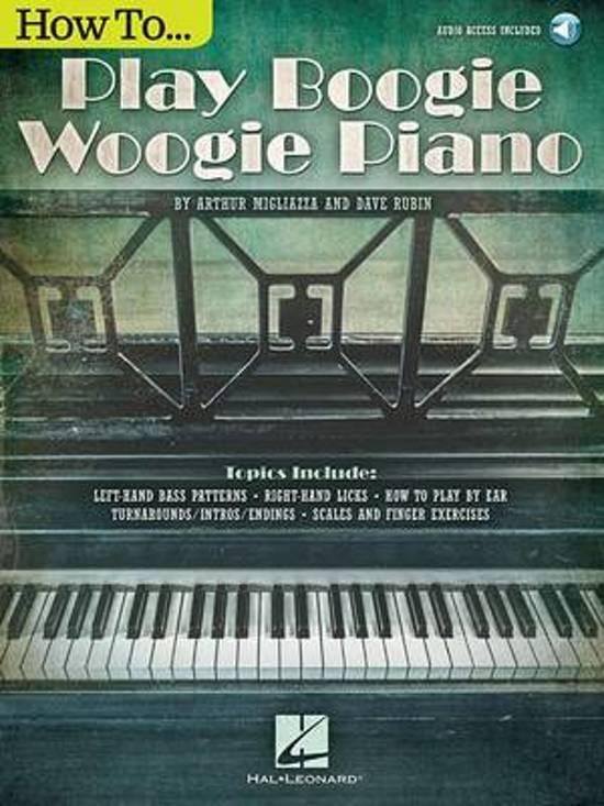 Boogie Woogie Press Learn Boogie Woogie Piano