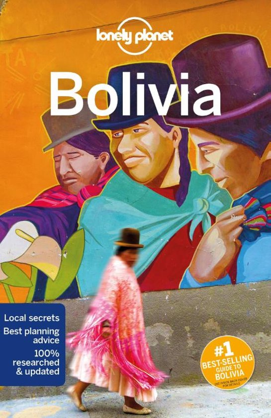 Lonely Planet Bolivia