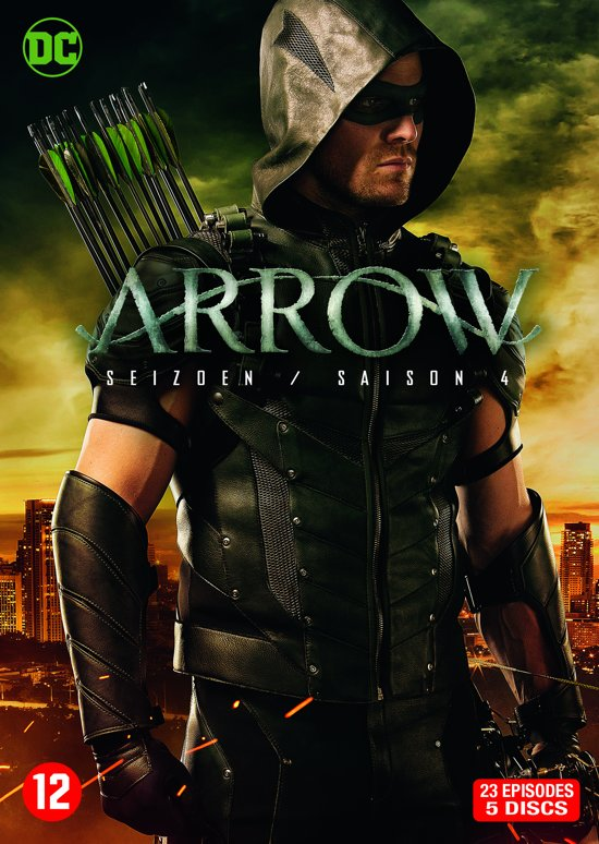 The Arrow Staffel 4