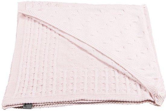 184f37987c6 Baby's Only omslagdoek kabel uni classic roze