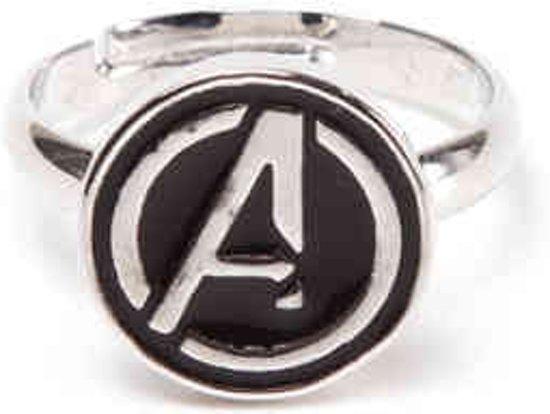 Bol Marvel The Avengers Logo Ring M Difuzed Speelgoed