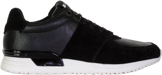 Heren Bjorn Mannen Maat Borg 46 Zwart wit Sportschoenen Sneakers R100 qcp6UBpwH